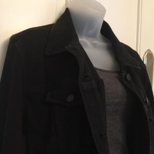 Liverpool Jeans Company Black Jacket XL